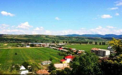 Panorama Beresti Tazlau
